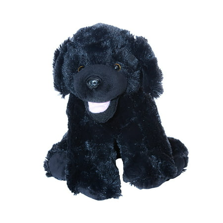 Black Lab Plush (Record Your Own Plush Soft 8 inch Stuffed Black Lab... - Ready To Love In A Few Easy Steps )