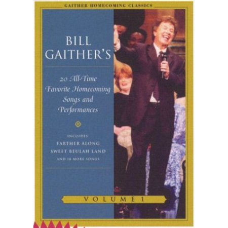 Vol. 1-Gaither Homecoming Classics (DVD) - Church Homecoming Themes