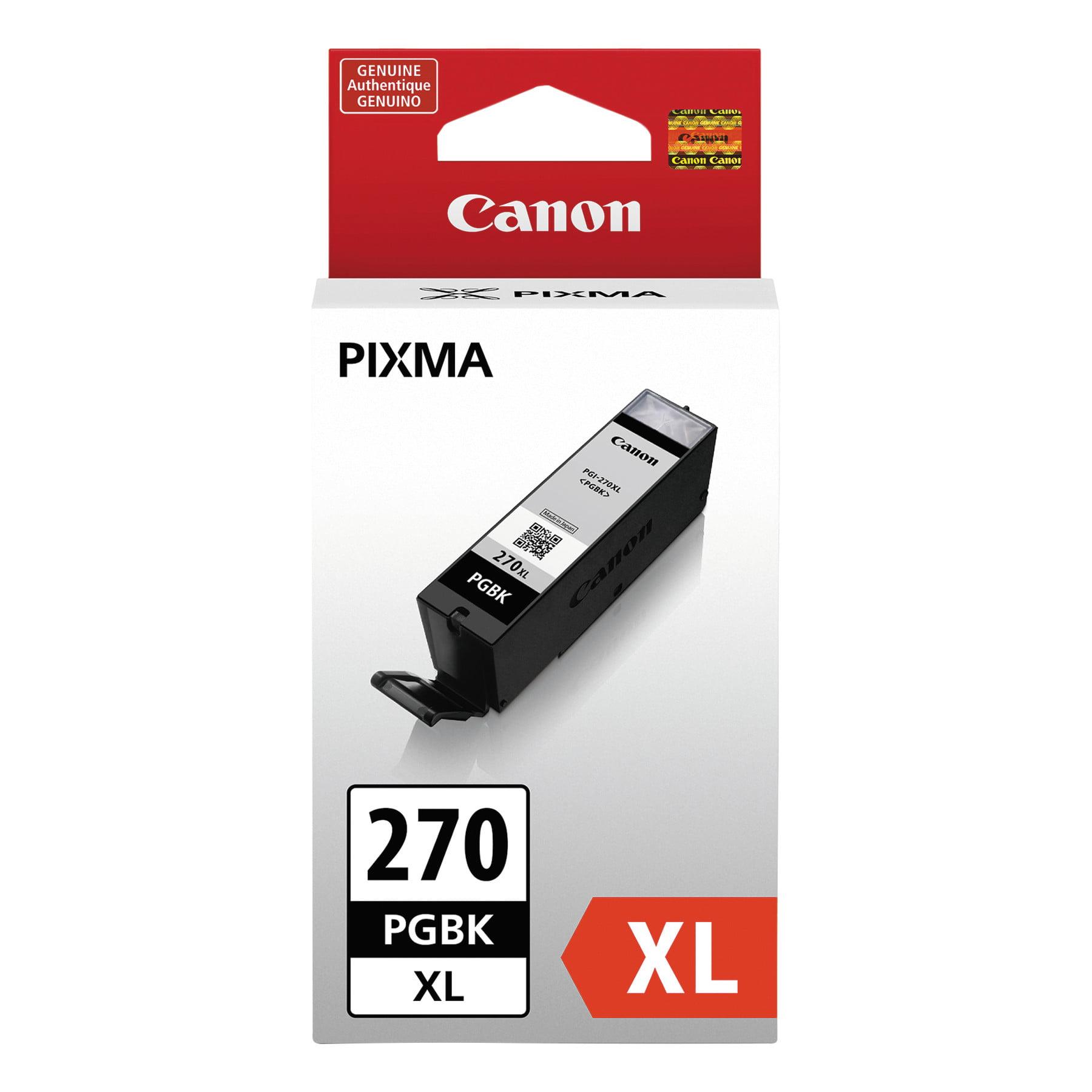 Canon 0319C001 (PGI-270XL) High-Yield Ink, Pigment Black