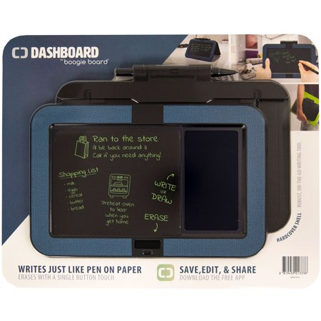 Dashboard by Boogie Board eWriter Tablet with Hardcover Shell, Light
