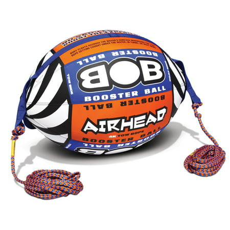 AIRHEAD Bob Tow Rope with Inflatable Buoy