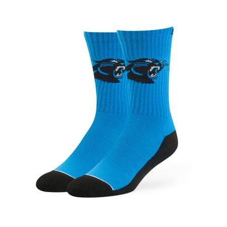 Fan Favorite NFL Anthem Crew Socks, Carolina Panthers](Nfl Am Crew Halloween)