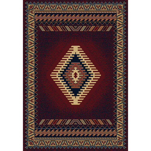 "United Weavers Brunswick Avalon Woven Olefin Runner Rug, 1'11"" x 7'4"""