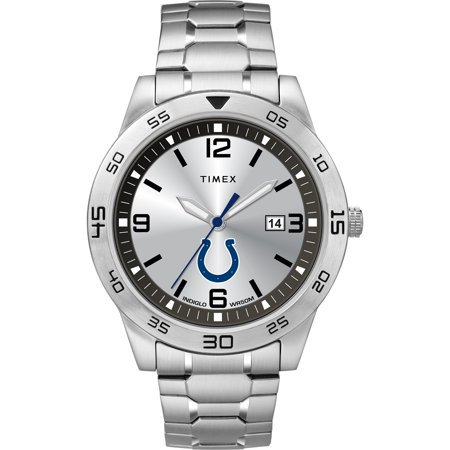 Timex - NFL Tribute Collection Citation Men's Watch, Indianapolis -