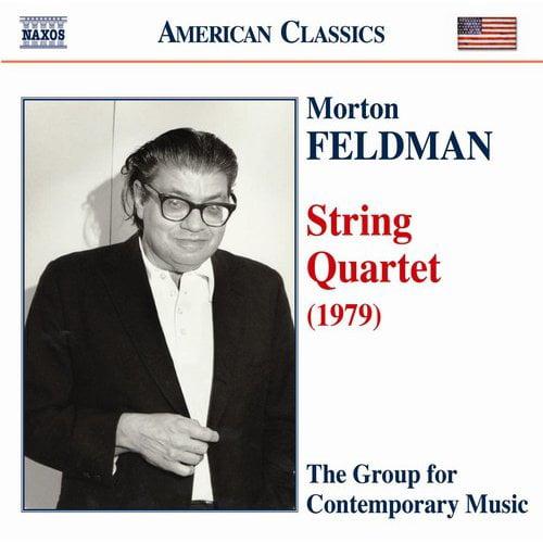 M. Feldman - Feldman: String Quartet (1979) [CD]
