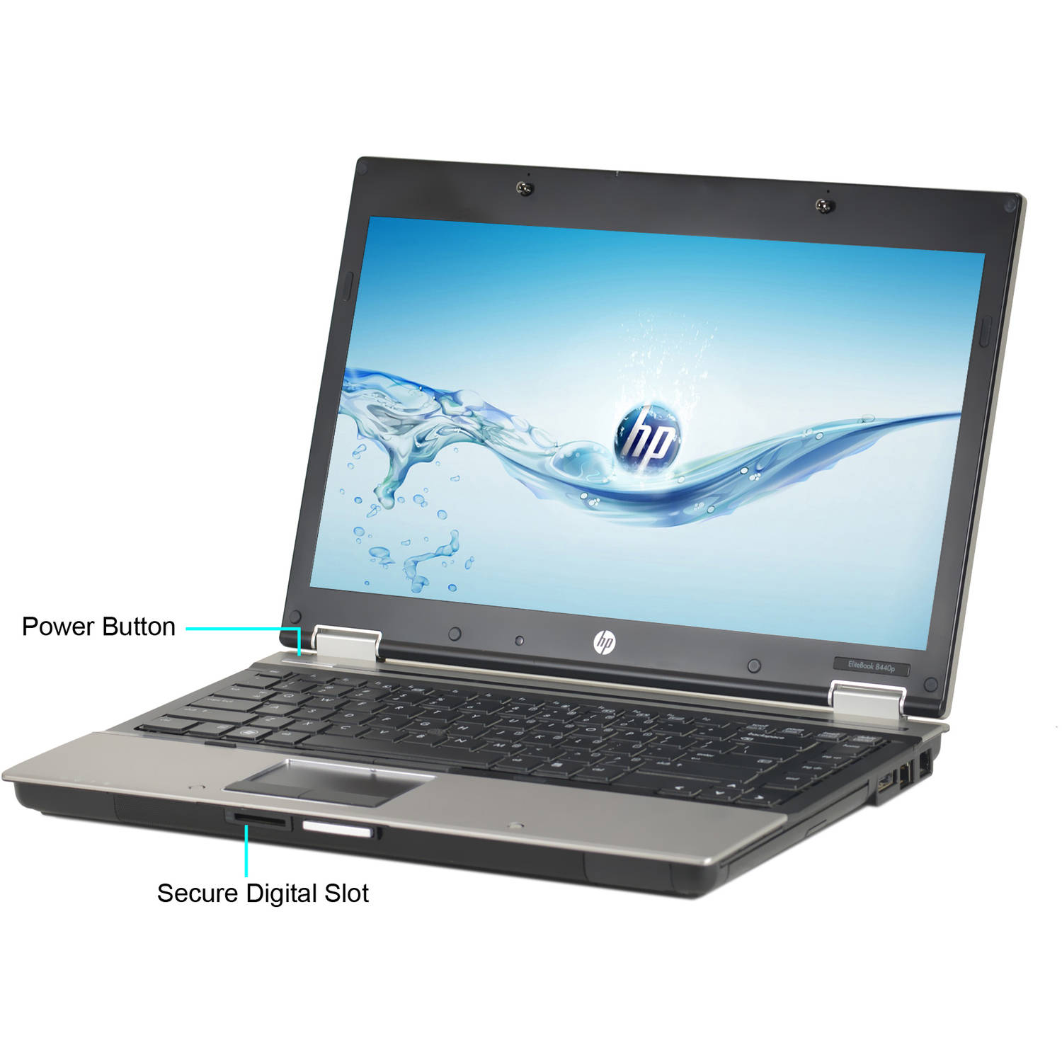 Refurbished Hp Silver 141 Elitebook 8440p Laptop Pc With Intel Switch Power Lenovo G485 Core I5 520m Processor 4gb Memory 500gb Hard Drive And Windows 10 Home