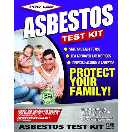 PRO-LAB Asbestos Test Kit
