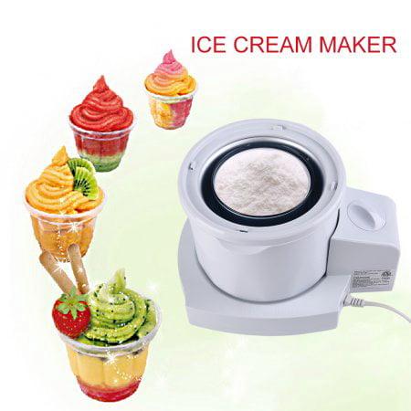 Popular Home Kitchen Electric Ice Cream Yoghurt Maker Machine Household Fresh Fruit Dessert Maker For Children Great Gift