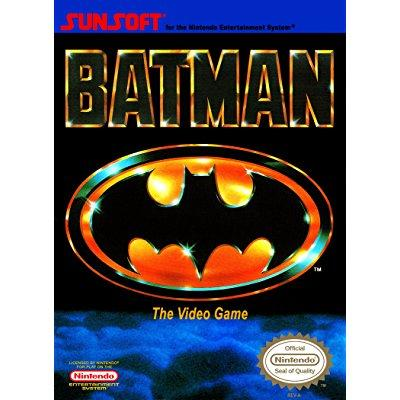 Sunsoft Batman: The Video Game