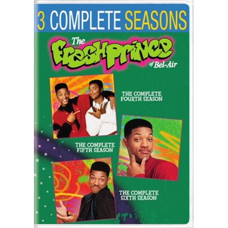 The Fresh Prince of Bel Air: Complete Seasons 4-6 (DVD) - Fresh Prince Halloween Song