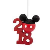 product image hallmark disney mickey mouse icon 2018 christmas ornament