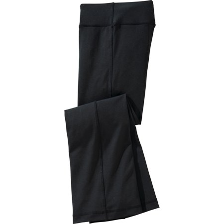 North End Sport Red Girls' Lifestyle Pants Yoga Pants 68627 Black Large