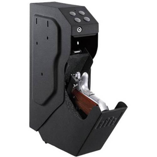 GunVault SpeedVault Handgun Safe, Standard by Alpha Guardian