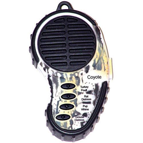 Cass Creek CC-430 Electronic Mini Call, Coyote Squeaker