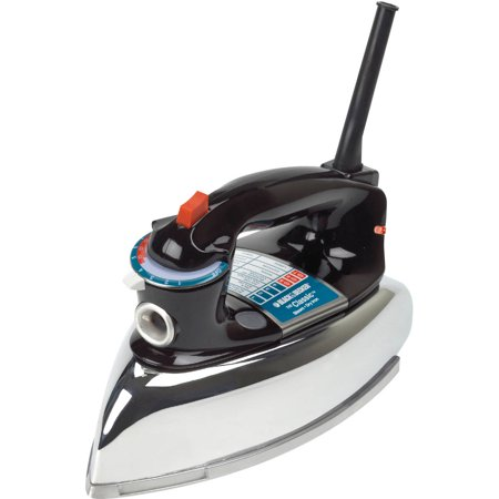Black Decker Classic Steam Iron  F67e 2