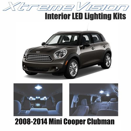 Xtremevision Led For Mini Cooper Clubman 2008 2014 7 Pieces Cool