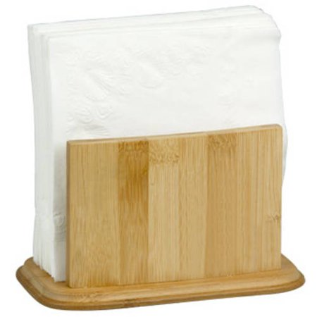 Home Basics Bamboo Napkin Holder
