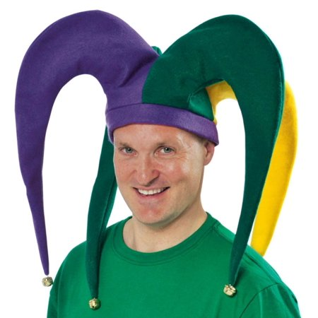 Giant Jester Mardi Gras Hat](Mardi Gras Costumes Child)
