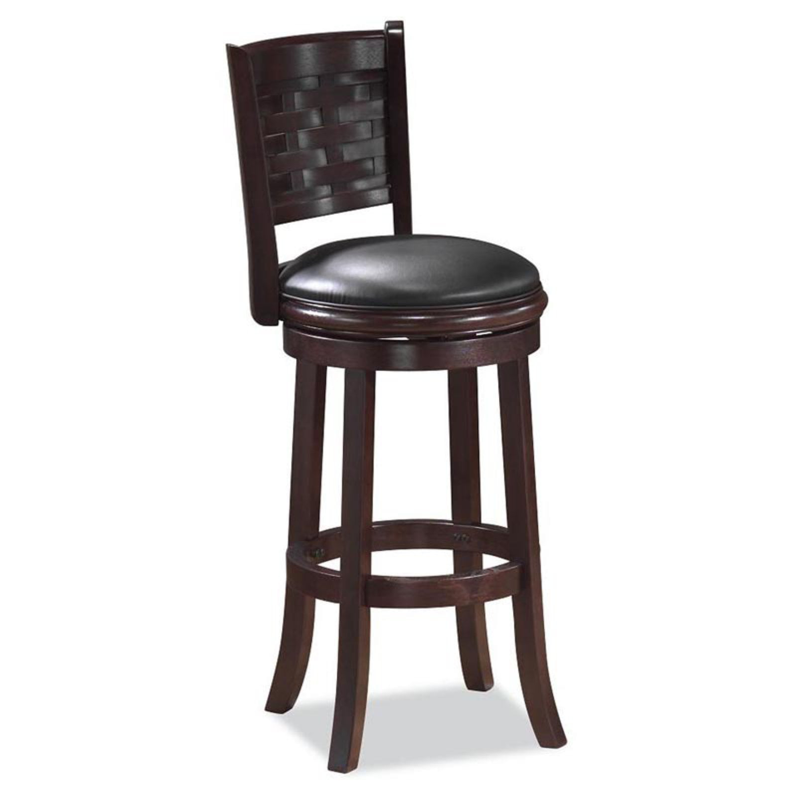 "Boraam Sumatra 29"" Swivel Bar Stool, Multiple Colors by Boraam"