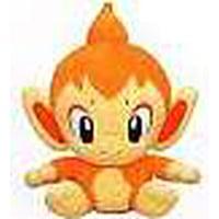 Pokemon Japanese Chimchar Chibi Plush