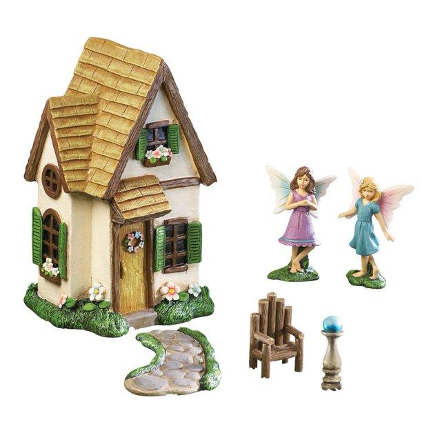 Cottage Fairy Garden Decor