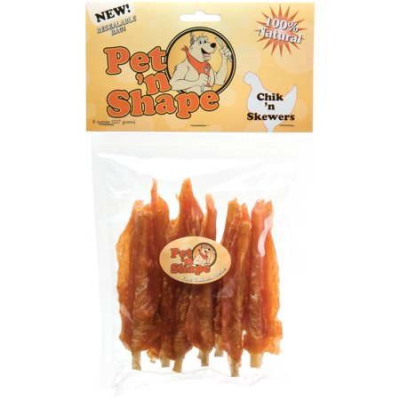 Pet 'n Shape Chik 'n Skewers