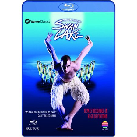 Swan Lake: Matthew Bourne (Blu-ray) (Best Swan Lake Performance)