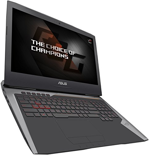 Used ASUS ROG G752VY-DH72 17-Inch Gaming Laptop, Nvidia G...