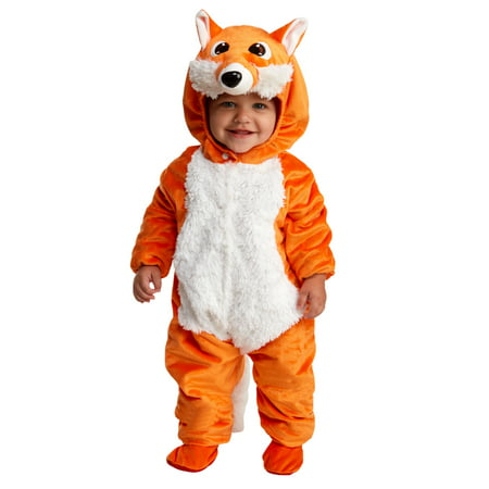 Frisky Fox Infant/Toddler - Commander Fox Costume