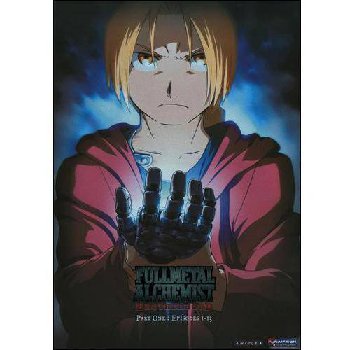 Fullmetal Alchemist: Brotherhood, Part 1 (Widescreen)
