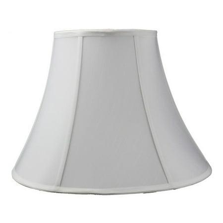 Home Concept Inc Modern Classics 18'' Shantung Bell Lamp Shade ()