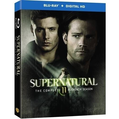 Supernatural: Season 11 (Blu-ray + Digital HD With UltraViolet)