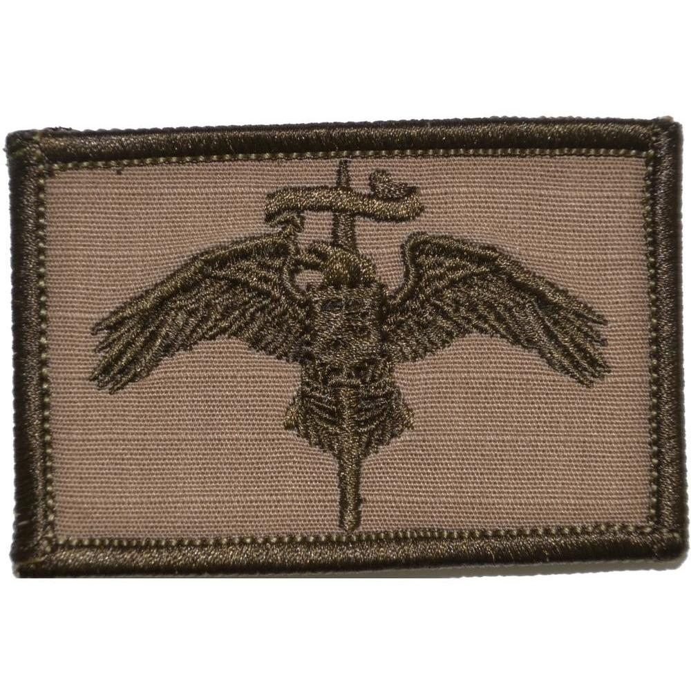 New Official Marine Raider MarSOC  Badge - 2x3 Patch