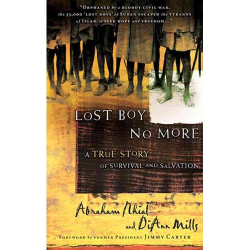 Lost Boy No More: A True Story Of Survival And Salvation