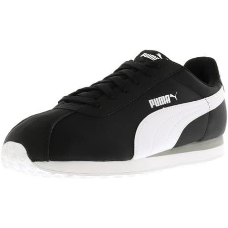 47adb2ca367 PUMA - Puma Men s Turin Nl Black   White Ankle-High Fashion Sneaker - 7M -  Walmart.com