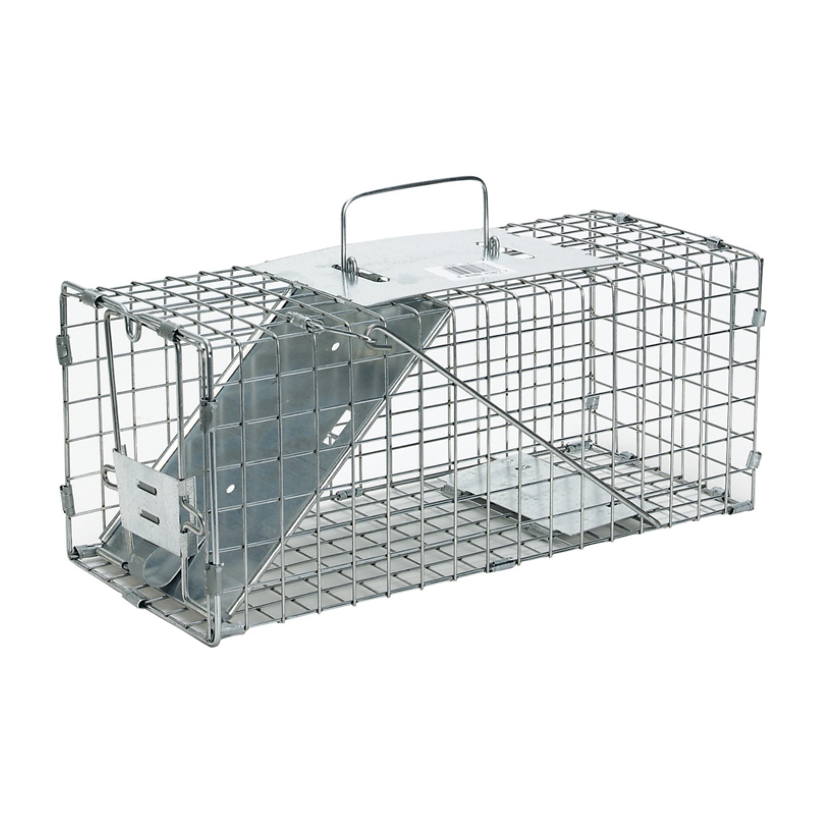 Havahart Small Professional Style 1-Door Animal Trap for Squirrel, Rabbit, Skunk and Mink