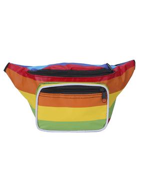 fe5b624ffa04 Product Image HDE Fanny Pack  80 s Style  Waist Pack Outdoor Travel  Crossbody Hip Bag (Rainbow