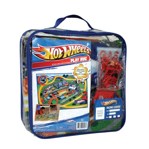 Hot Wheels Play Rug Walmart Com