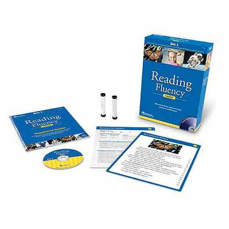 Geosafari Card Set - Learning Resources Reading Fluency Card Set, Grade 2