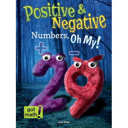 Positive and Negative Numbers, Oh My! : Number (Number Line With Negative Numbers Up To 100)