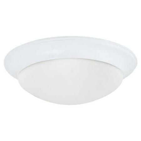 Sea Gull Lighting 79436BLE Nash 3 Light Energy Star Flush Mount Ceiling Fixture