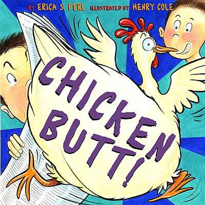 Beer Butt Chicken - Chicken Butt