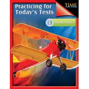 TIME For Kids: Practicing for Today's Tests Mathematics Level 3 - eBook