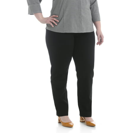 Lee Riders Women's Plus Size Simply Comfort Twill