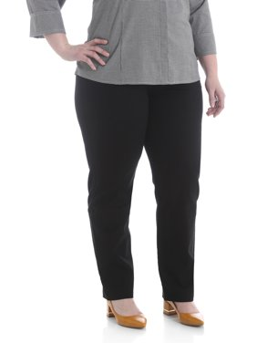 37a0b2a84 Product Image Women's Plus Size Simply Comfort Twill Pant
