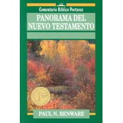 Everyman's Bible Commentary Series: Survey of the N.T.