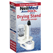 NEILMED NASADOCK PLUS DRYING STAND