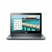 Acer C720-2103 11.6 in chromebook, Intel Celeron 1.4GHz 2GB Ram   16GB SSD (Refurbished A Grade)