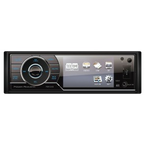 Power Acoustik PDR-340 In-Dash MP3/WMA/USB Digital Media Car Stereo Receiver