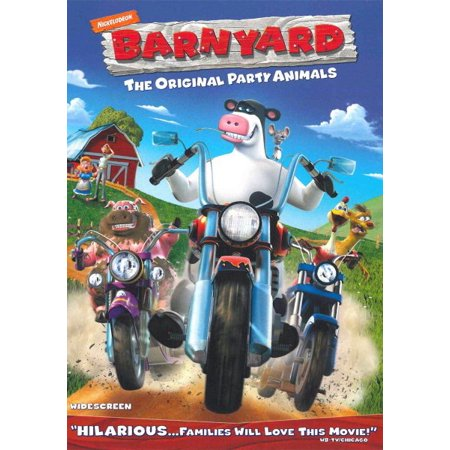 Barnyard: The Original Party Animals (DVD) - Barnyard Animals